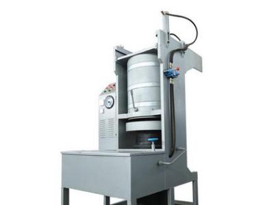 山东QYZ-500型全自动液压新型榨油机