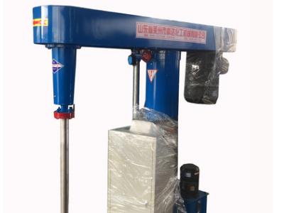 山东化工设备 单双轴变频调速分散机