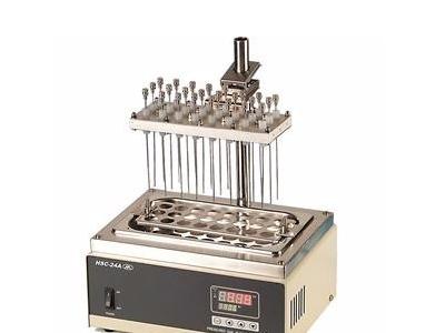 恒奥科技水浴氮吹仪HSC-24A厂家