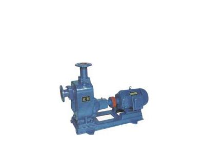 卓龙泵阀ZW型自吸式排污泵