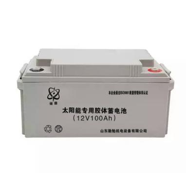 太阳能专用铅碳蓄电池12v120