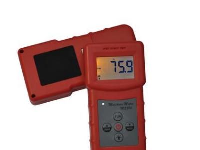 手持式服装纺织料水分测定仪MS310