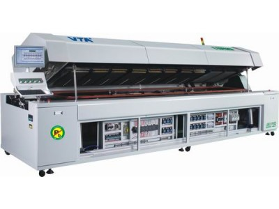 TOP系列顶级大型无铅电脑热风回流焊锡机