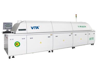 W系列大型无铅电脑微循环热风回流焊锡机