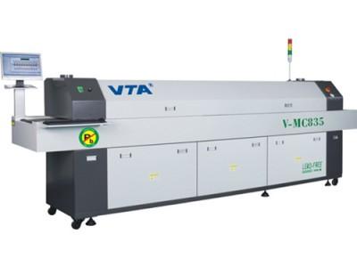 M系列经济型无铅热风回流焊锡机
