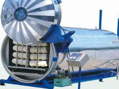 竹节纱 竹制品蒸化定型机