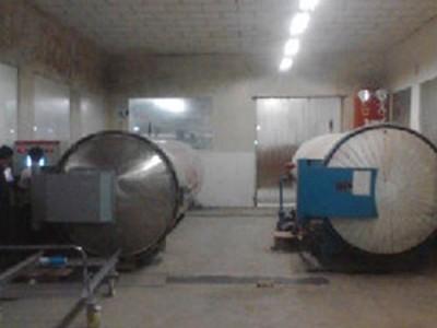 碳纤维 药材 高温定型缸
