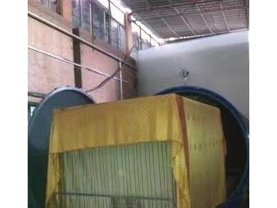 窗帘布沙发布定型机