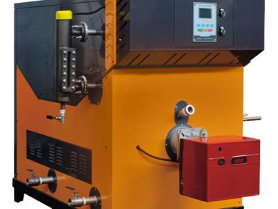 SZS系列燃气(油)蒸汽发生器-600kg