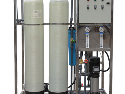 RO纯净水(反渗透)处理设备-活性炭0.5T