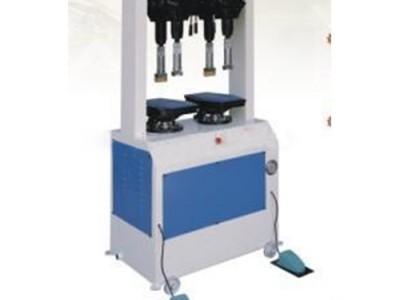 厂家直销自动平衡充气画线机平衡压杆鞋帮划线机气动浮底画线机