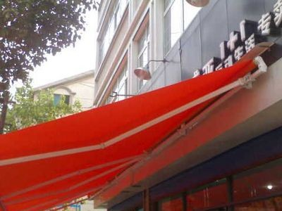 户外阳台挡雨棚遮阳棚