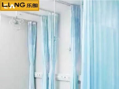 素色隔帘窗帘布