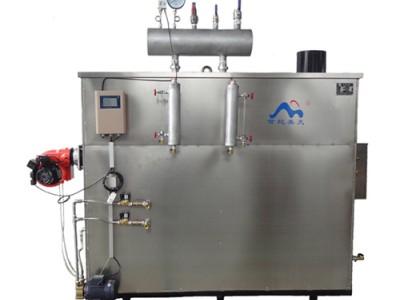 WNS系列燃油(燃气)蒸汽发生器