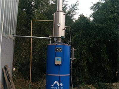 LSS型燃油(气)微压蒸汽锅炉