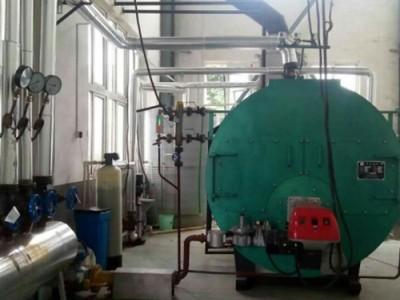 WNS系列卧式燃油(气)蒸汽锅炉