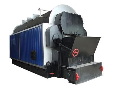 DZL系列卧式燃生物质链条炉排蒸汽锅炉
