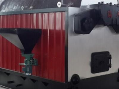 DZG系列卧式燃生物质固定炉排蒸汽锅炉