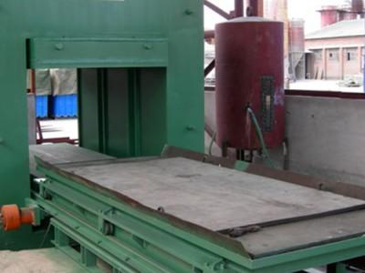 建材公司用5000吨压力机