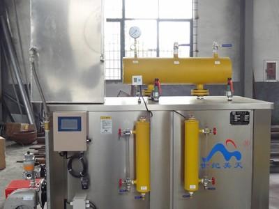 世纪美天0.3吨燃油蒸汽发生器蒸汽锅炉