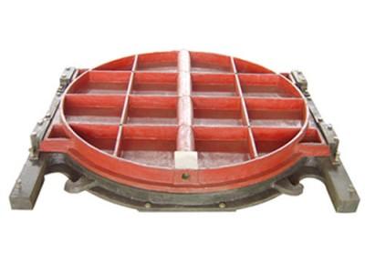 AXY型暗杆式铸铁镶铜圆闸门