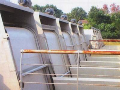 XHG型回转式格栅清污机