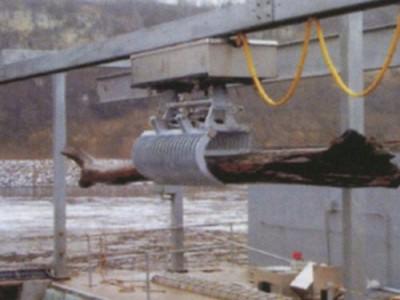 XYDQ型悬挂式移动液压抓斗清污机