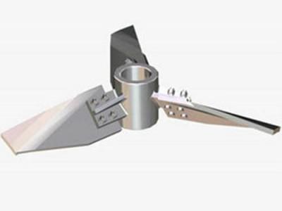 J320变截面窄螺旋式搅拌器