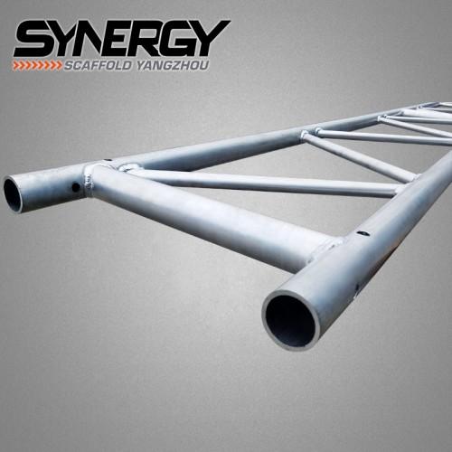铝合金桁架 工程桥梁建设结构架子安装简便