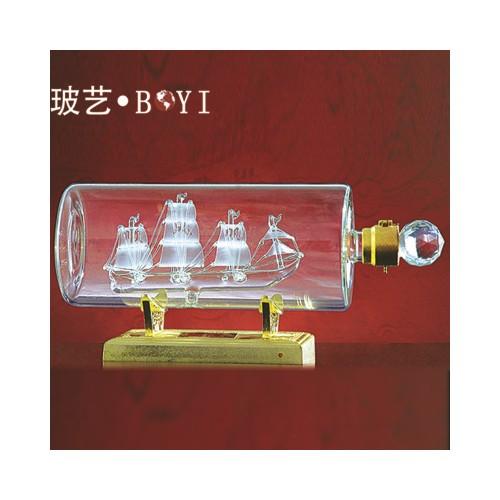 动物造型酒瓶 家加工定制玻璃工艺品