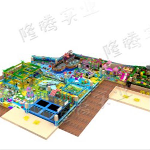 新款淘气堡儿童乐园 室内大小型儿童游乐场设备厂家定制