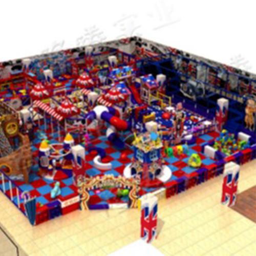 新款淘气儿童乐园室内大小型儿童游乐场儿童淘气堡设备隆腾厂家