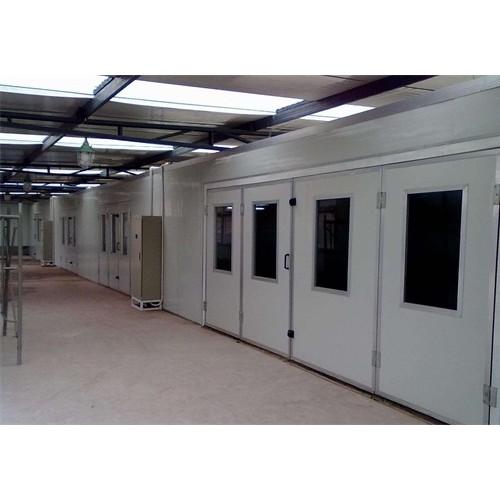 工业烤漆房