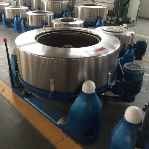 80kg三足式工业脱水机 电镀脱水机批量生产