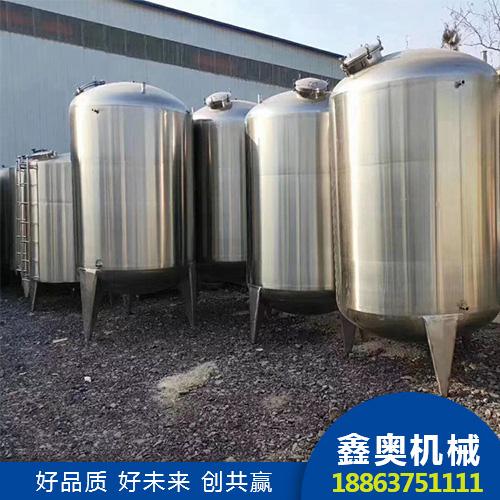 二手不锈钢储存罐/加工定做全新不锈钢罐/不锈钢压力罐