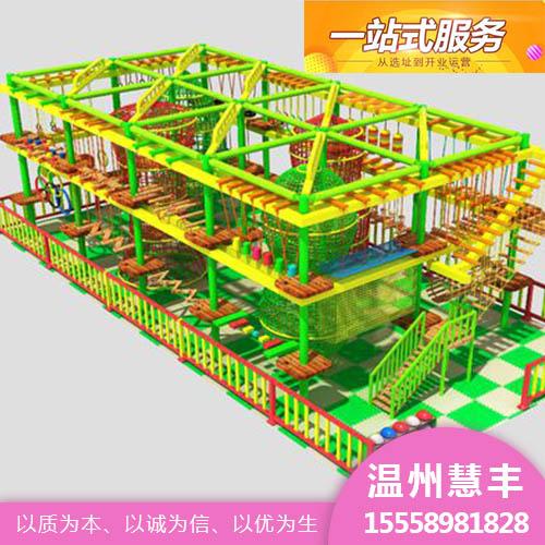森林系列儿童乐园设备大型亲子儿童游乐场室内游乐园
