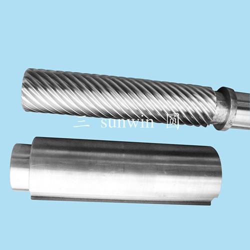 厂家直销 国标精密不锈钢船舶用螺杆 绞车用24KN单头螺杆