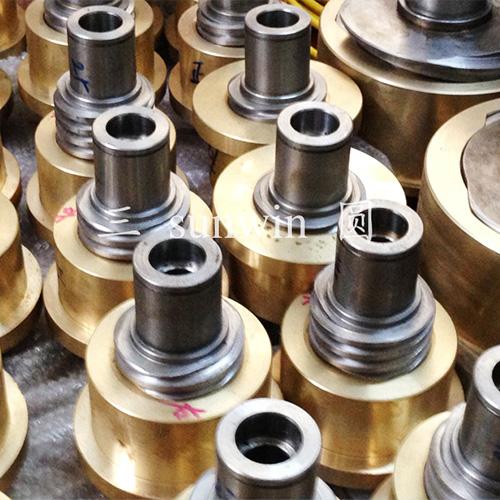 生产销售 220KN高品质不锈钢螺杆 国标泥浆泵单头螺杆