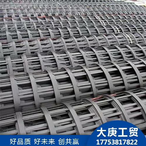 玻纤土工格栅  钢塑土工格栅生产商