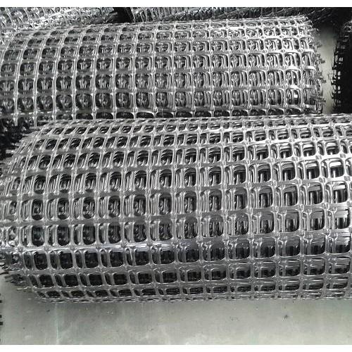 井下矿用拉伸塑料护帮网