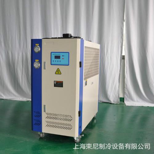高品质节能冷水机组 新型风冷式工业冷水机 水冷螺杆式冷水机组