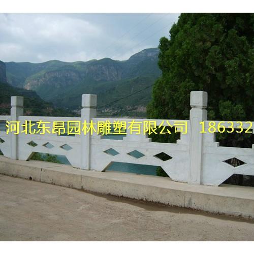 石雕石栏杆生产厂家 汉白玉石雕栏杆 栏板定制 价格面议