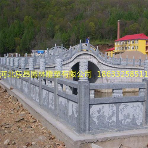 石栏板 石雕栏杆生产厂家 汉白玉石雕栏杆 栏板定制 价格面议