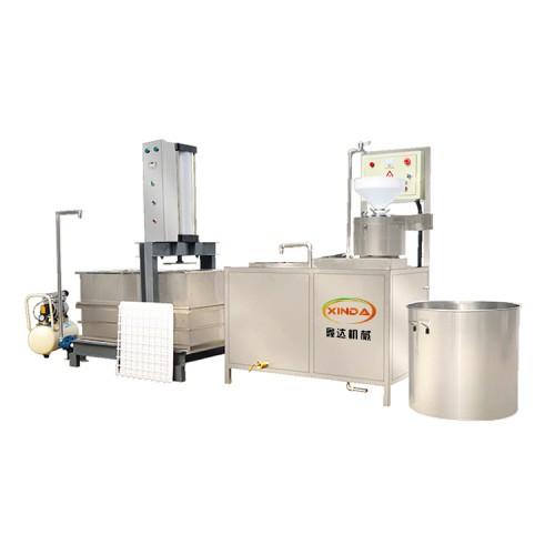 鑫达 河南豆腐干机厂家 豆腐干机可定制 绿色生产无噪音
