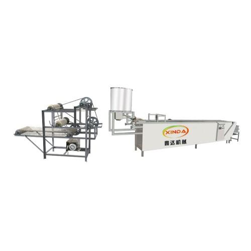 做豆腐皮的机器 全自动豆腐皮机一人操作 全不锈钢材质