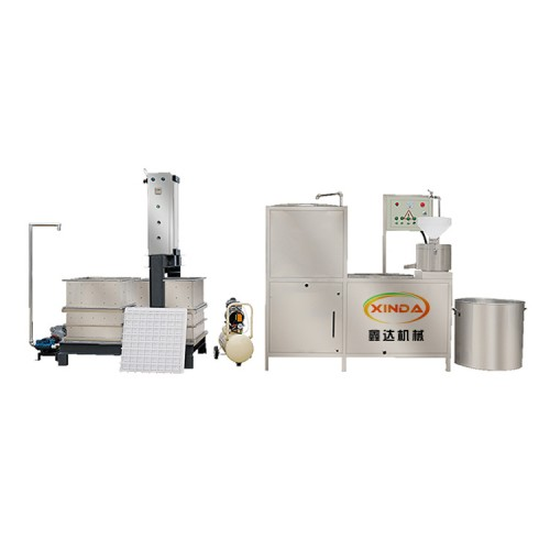 豆干机全自动设备  豆干机操作视频 多功能不锈钢材质