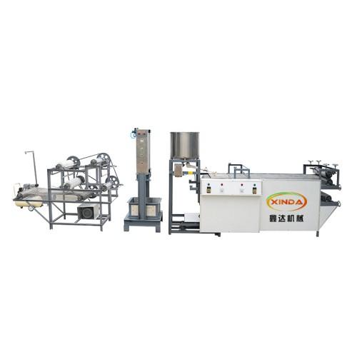 豆腐皮机 磨煮浆一体机气压成型 商用全自动豆腐皮机