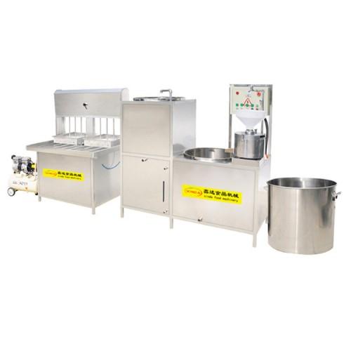 水豆腐机供应商 卤水自动豆腐机 一人生产好操作