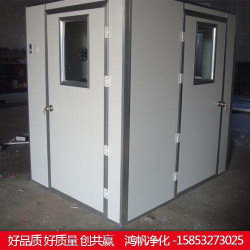 风淋机不锈钢风淋室生产厂家彩钢板风淋室货淋室品牌价格