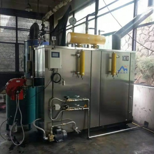 世纪美天0.5吨燃油蒸汽发生器
